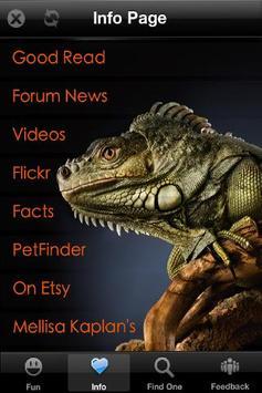 Iguana+ Free apk screenshot