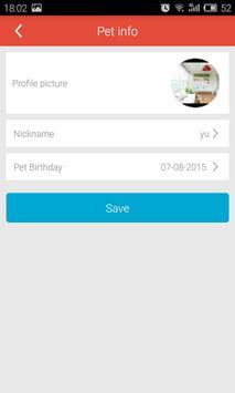 Kidy PetTracker apk screenshot