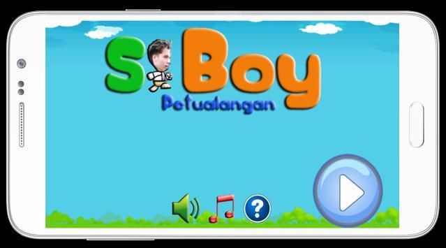 Petualangan Si Boy poster