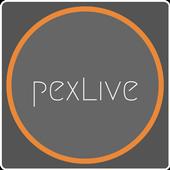 pexLive icon