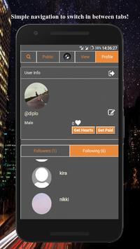 pexLive screenshot 6