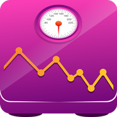 体質量指数-体重追跡機 アイコン