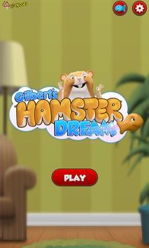 Gilbert's Hamster Dream poster