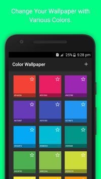 Wallpaper Color poster
