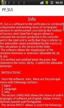 Concrete Service Limit State apk screenshot