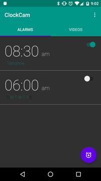 ClockCam screenshot 1
