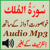 Amazing Al Mulk Tilawat Mp3 icon