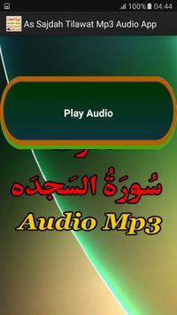 As Sajdah Tilawat Mp3 Audio apk screenshot