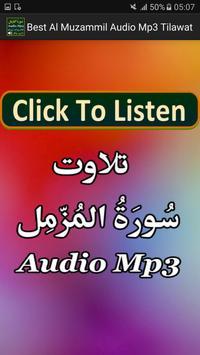 Best Al Muzammil Audio Mp3 App apk screenshot