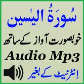 Sura Yaseen Complete Audio icon