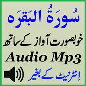 Sura Baqarah Complete Audio icon