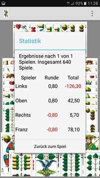 Schafkopf Champion apk screenshot
