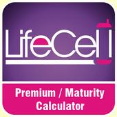 LifeCell Premium Calculator & Plan Presentation icon
