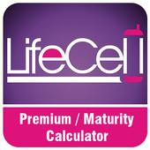 LifeCell Premium Calculator & Plan Presentation icon
