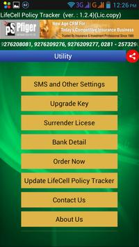 INSURANCE FREE POLICY MANAGER PFIGER apk screenshot