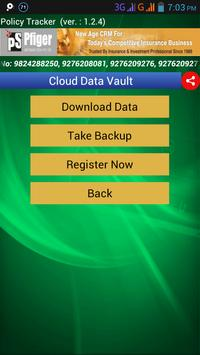 LIC FREE POLICY MANAGER PFIGER apk screenshot