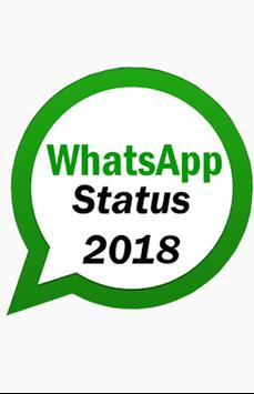 Latest Whats Status 2018 poster