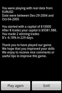 The Forex Game apk screenshot