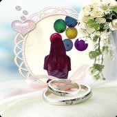 Weddingdiamond Photo Frames icon