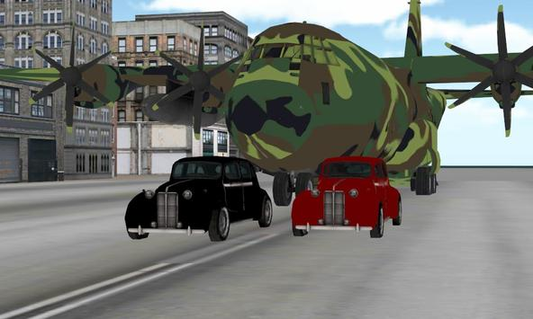 Mafia injustice Cargo Airplane screenshot 4