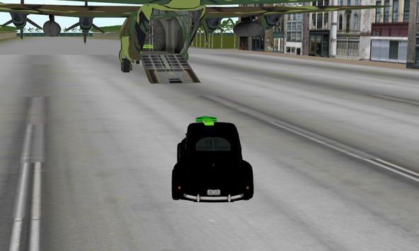 Mafia injustice Cargo Airplane screenshot 1