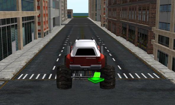 Monster Truck Stunt Parking 2 screenshot 3