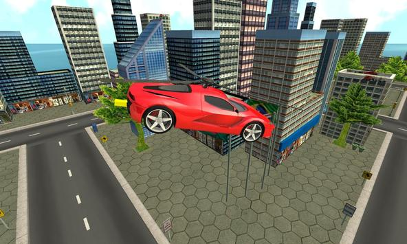 New York Flying Helicopter Car apk screenshot