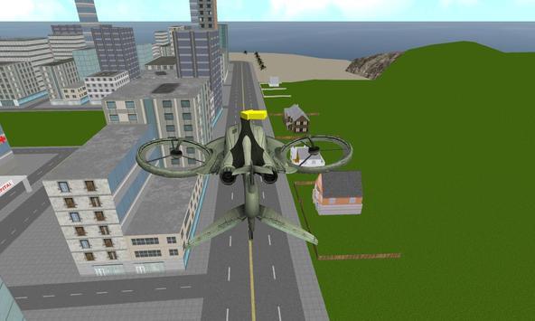 airplane helicopter rescue sim apk screenshot