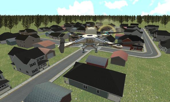 cat drone flight adventure sim screenshot 1