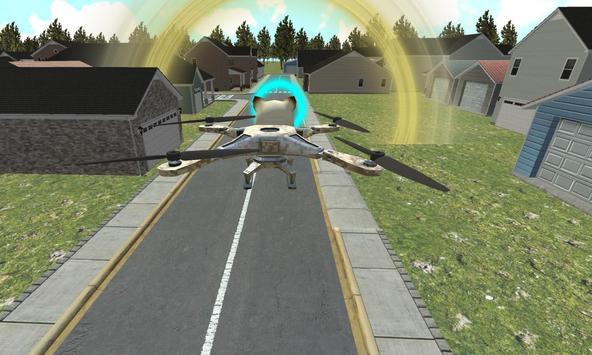 cat drone flight adventure sim screenshot 2