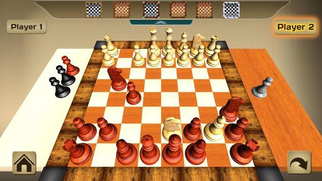 3D Chess - 2 Player screenshot 14