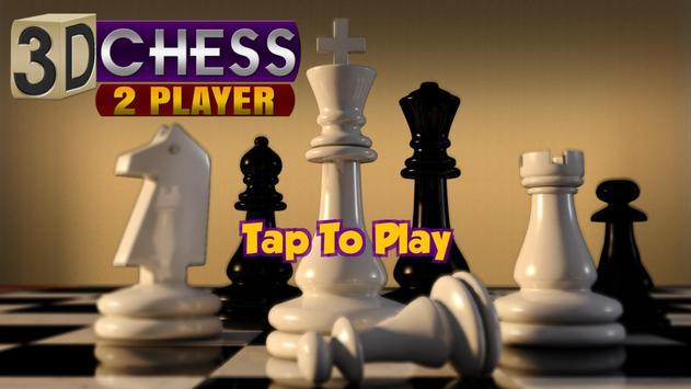 3D Chess - 2 Player screenshot 10