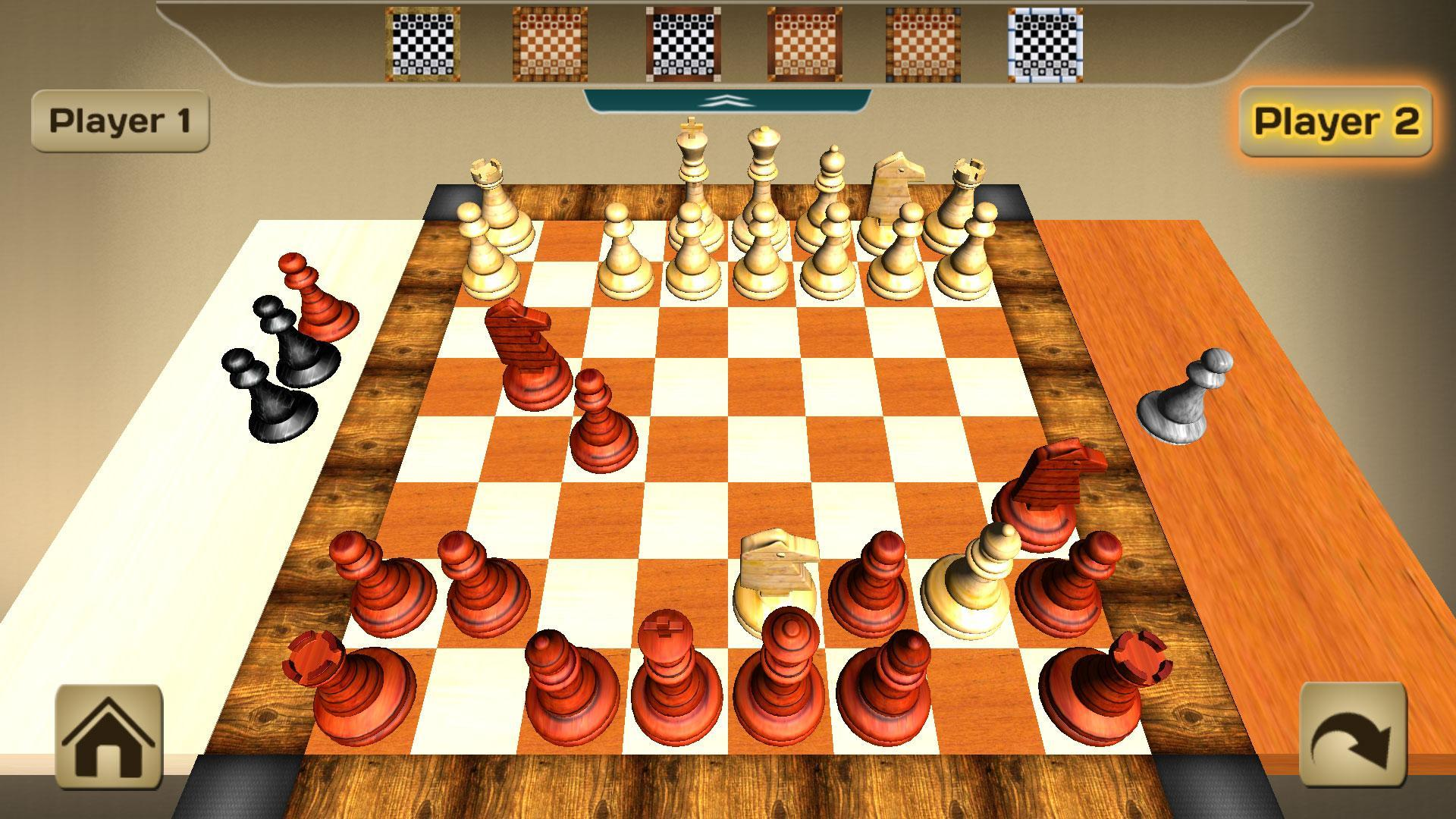 3D Chess - 2 Player for Android - APK Download