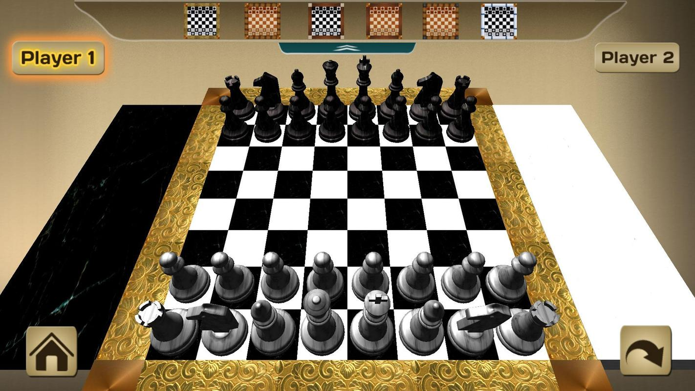 chess 2 Play chess against computer and prove that human can surpass the computer.