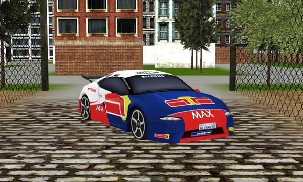 City Asphalt Rally Racing Sim poster