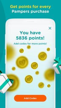 Pampers Rewards screenshot 2