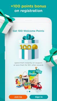 Pampers Rewards screenshot 4