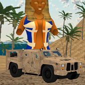 duty driver army 4X4 offroad 2 icon