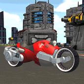 Future San Andreas Motorcycle icon