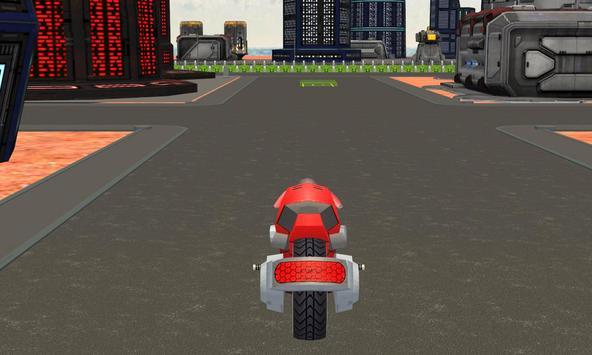 Future San Andreas Motorcycle screenshot 1