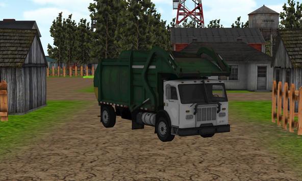Injustice Garbage Dump Truck poster
