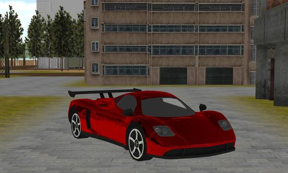 injustice liberty sport cars 2 apk screenshot