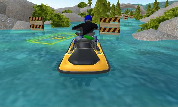 Jet Ski Driving Simulator 3D 2 apk screenshot