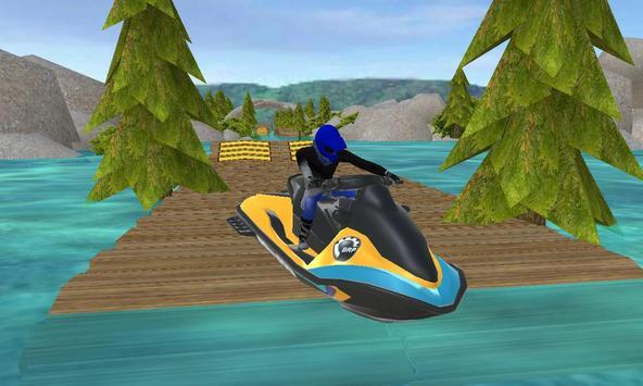 Jet Ski Driving Simulator 3D 2 poster