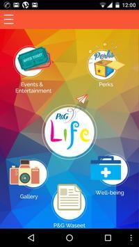 P&G Life poster