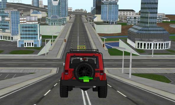 parking drive ahead mania game apk screenshot