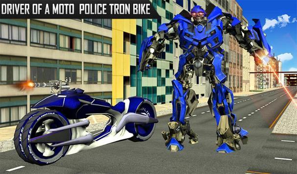 Robots War 2017 - super moto hero apk screenshot