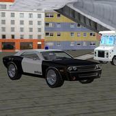 Police Plane Transporter Park icon