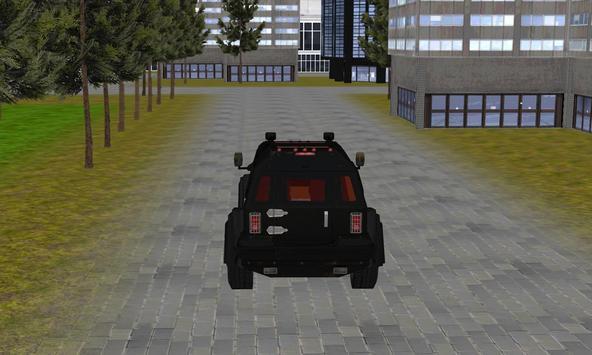 Presidential Armored Truck Sim apk screenshot