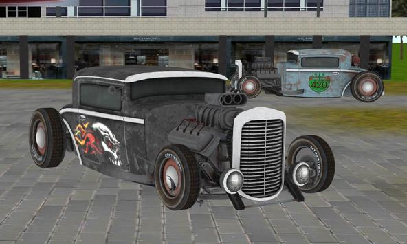Real Time Hot Rod Racers Sim apk screenshot